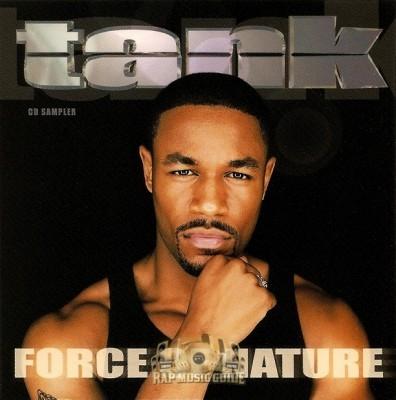Tank - Force Of Nature (CD Sampler)