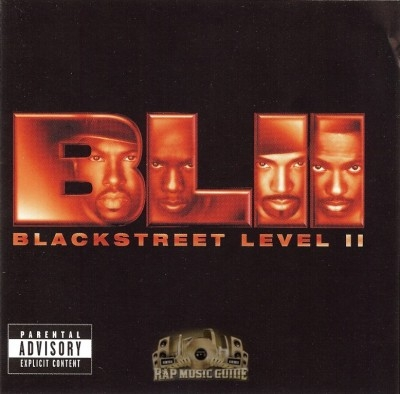 Blackstreet - Level II