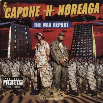 Capone -N- Noreaga - The War Report