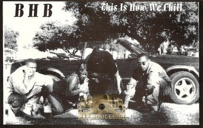 Blue House Boyz - This Is How We Chill
