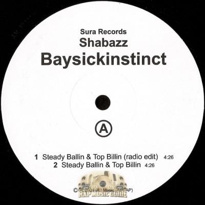 Shabazz - Steady Ballin & Top Billin