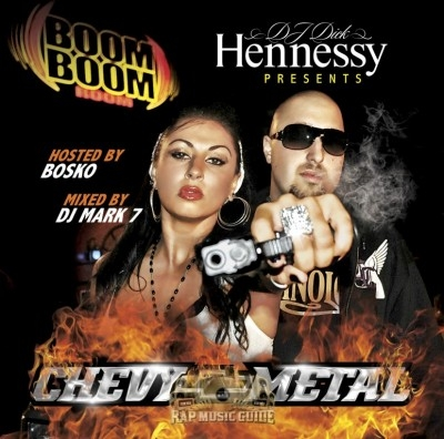 DJ Dick Hennessy - Presents Chevy Metal