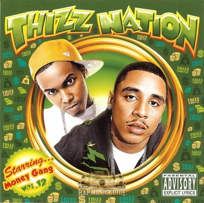 Money Gang - Thizz Nation Vol. 12