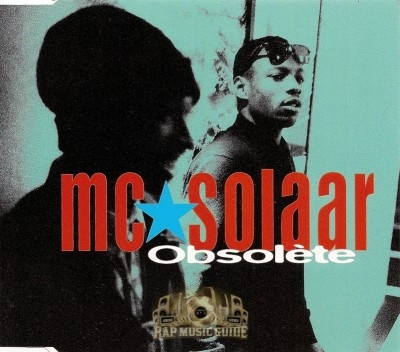 MC Solaar - Obsolete