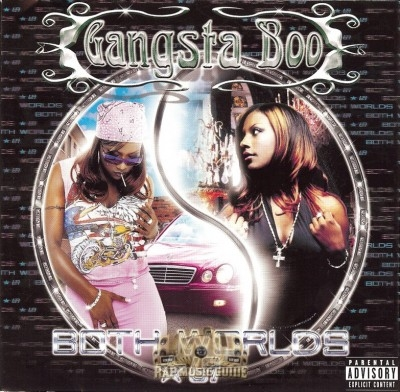 Gangsta Boo - Both Worlds, *69