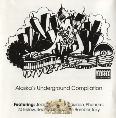 Various Artists - Alaska's Underground Compilation