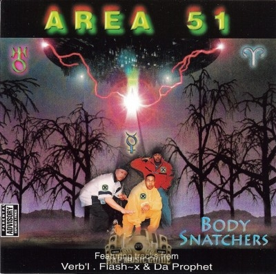 Area 51 - Body Snatchers