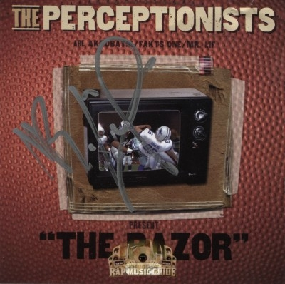 The Perceptionists - The Razor