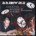 Brainwash - Cocktail Napkin Poetry
