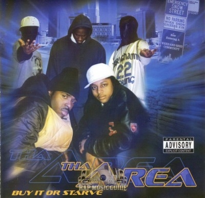 Tha Area - Buy It Or Starve