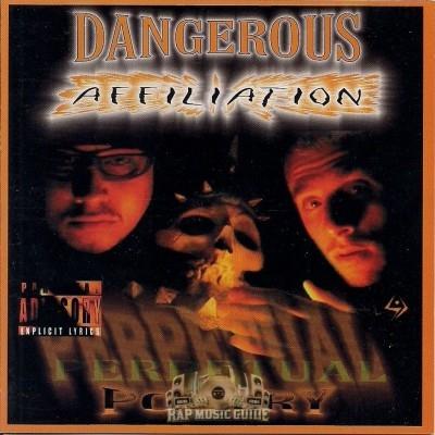 Dangerous Affiliation - Perpetual Poetry