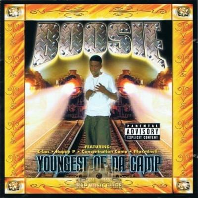 Boosie - Youngest Of Da Camp