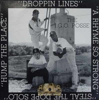 I.G.O. Posse - Hump In The Place