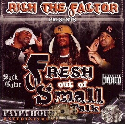 Sack Game - Fresh Out Of Small Talk