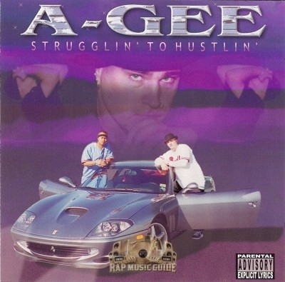 A-Gee - Strugglin' To Hustlin'