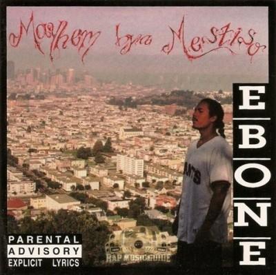 Ebone - Mayhem Bya Mestiso