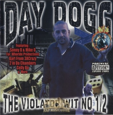 Day Dogg - The Violator Wit No 1/2