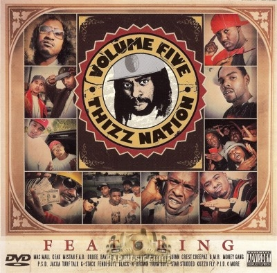 Mac Dre Presents - Thizz Nation Vol. 5