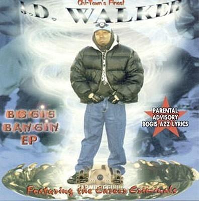 J.D. Walker - Bogis Bangin' EP