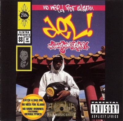 Del The Funky Homosapien - No Need For Alarm