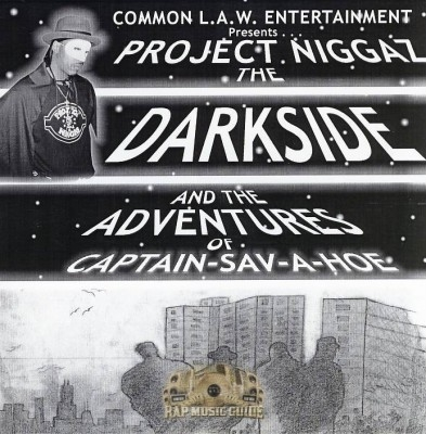 Project Niggaz - The Darkside