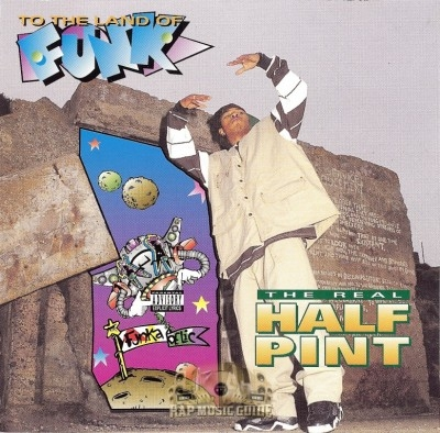 The Real Half Pint - To The Land Of Funk