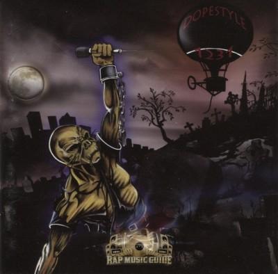 Kutmasta Kurt - Presents Dopestyle 1231