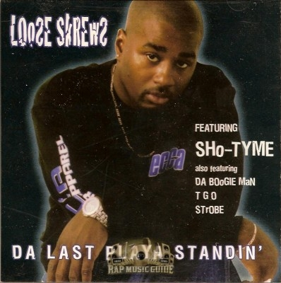 Loose Skrews - Da Last Playa Standin