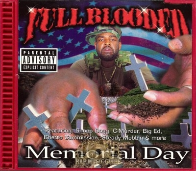 Full Blooded - Memorial Day