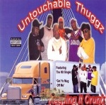 Untouchable Thuggz - Keeping It Crunk