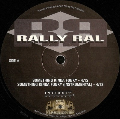 Rally Ral - Something Kinda Funky / I Thought You Knew