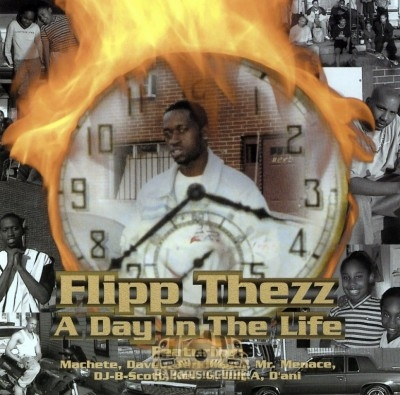 Flipp Thezz - A Day In The Life