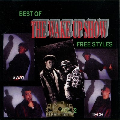 Sway & King Tech - Best Of The Wake Up Show '95 Vol. 2