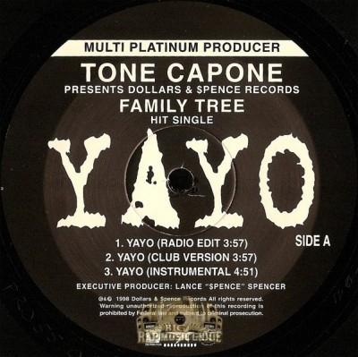 Tone Capone - Yayo