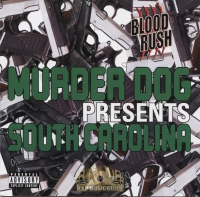 Murder Dog Presents - South Carolina