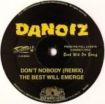 Danoiz - Best Wit Da Bang