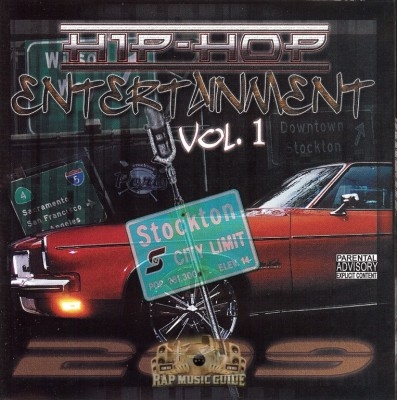 Hip-Hop Entertainment - Vol. 1