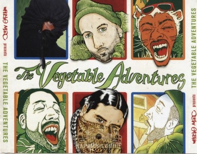 White Mic Presents - The Vegetable Adventures