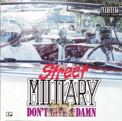 Street Military - Don't Give A Damn