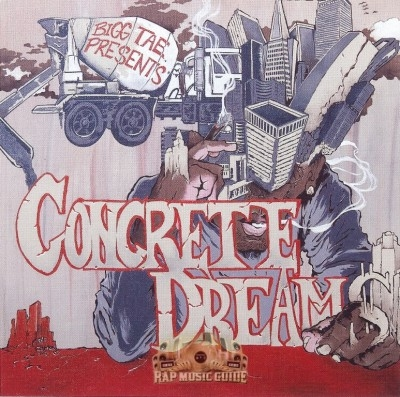 Bigg Tae Presents - Concrete Dreams