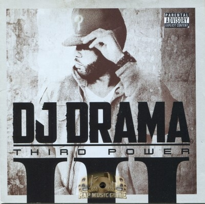 DJ Drama - Third Power (Best Buy Exclusive)