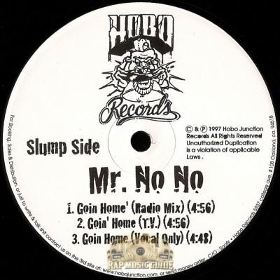 Mr. No No - Goin' Home