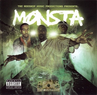 The Rekshop Music Productions - Monsta