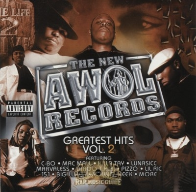 Various Artists - The New AWOL Records: Greatest Hits Vol. 2