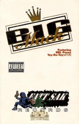Big Mack - A Better Way (Maxi Single)