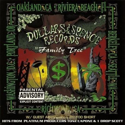 Dollars & Spence Records - Family Tree