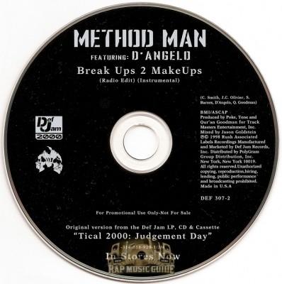 Method Man - Break Ups 2 Make Ups