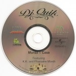 DJ Quik - Murda 1 Case