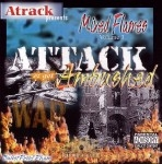 BulletProof Pham - Mixed Flames Volume 3: Attack Or Get Ambushed