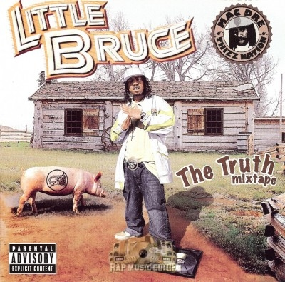 Little Bruce - The Truth Mixtape
